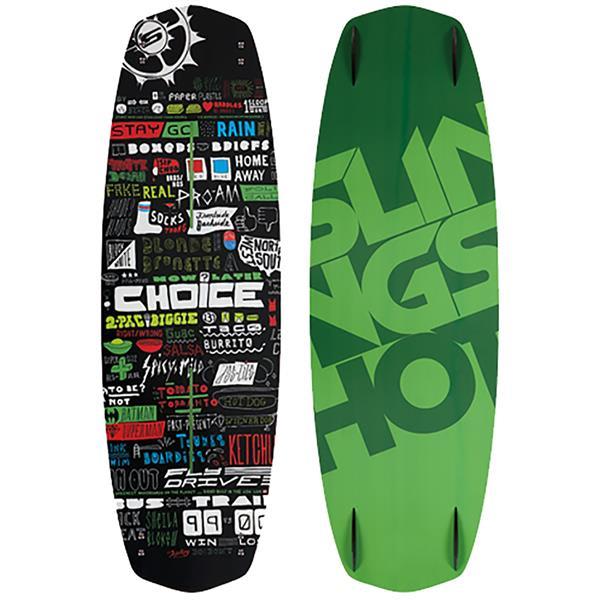 Slingshot Choice Wakeboard