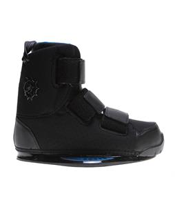 Slingshot KTV Wakeboard Bindings Black