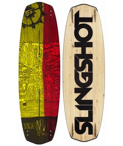 Slingshot Newton Wakeboard 137