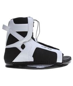 Slingshot Option Wakeboard Bindings White/Black