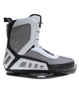 Slingshot Rad Wakeboard Bindings White/Black