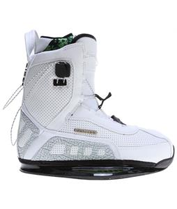 Slingshot Rad Wakeboard Bindings White