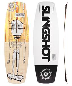 Slingshot Shredtown Wakeboard