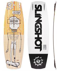 Slingshot Shredtown Wakeboard