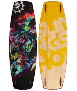 Slingshot Shredtown Wakeboard 139