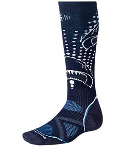 Smartwool Athlete Artist Socks Navy