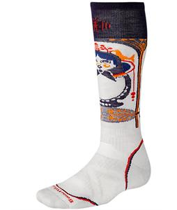 Smartwool Athlete Artist Socks Silver