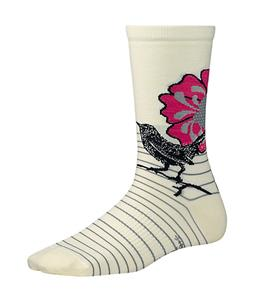 Smartwool Flowering Lark Socks Natural
