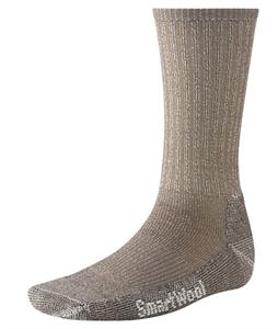 Smartwool Hike Light Crew Socks Taupe