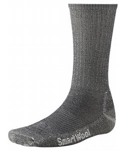 Smartwool Hiking Light Crew Socks Gray
