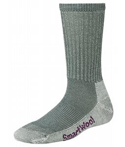 Smartwool Hiking Light Crew Socks Light Gray