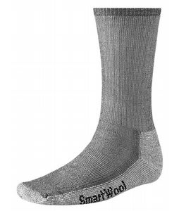 Smartwool Hiking Medium Crew Socks Gray
