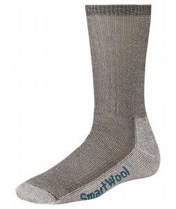Smartwool Hiking Medium Crew Socks Taupe