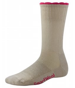 Smartwool Hiking Ultra Light Crew Socks Oatmeal