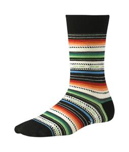 Smartwool Margarita Socks Black/Multi Stripe
