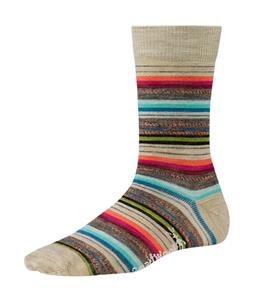 Smartwool Margarita Socks Oatmeal Heather