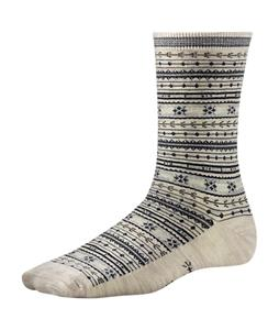 Smartwool Mini Fairisle Socks Natural Heather