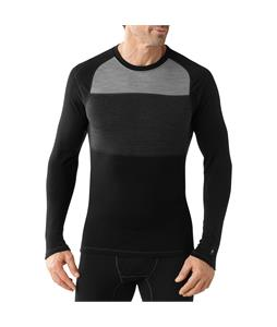 Smartwool NTS Mid 250 Color Block Crew Baselayer Top