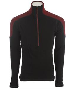 Smartwool NTS Mid 250 Funnel Zip Baselayer Top