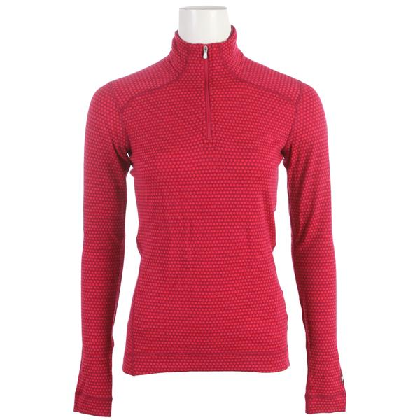 Smartwool NTS Mid 250 Pattern Zip T Baselayer Top