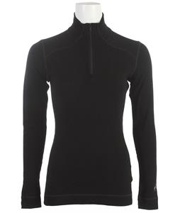 Smartwool NTS Mid 250 Zip T Baselayer Top Black
