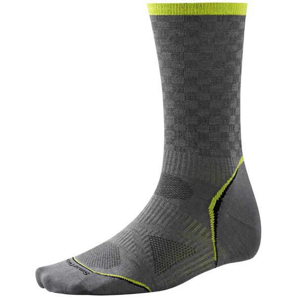 Smartwool PhD Cycle Ultra Light Pattern Crew Socks