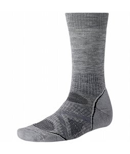 Smartwool Phd Nordic Medium Socks Light Grey
