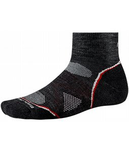 Smartwool Phd Outdoor Light Mini Socks Charcoal