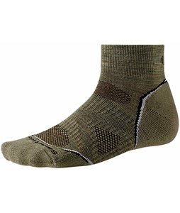 Smartwool Phd Outdoor Light Mini Socks Chino
