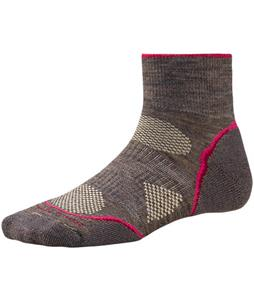 Smartwool PhD Outdoor Light Mini Socks Taupe