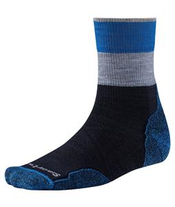 Smartwool PhD Outdoor Light Pattern Mid Crew Socks