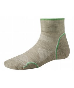 Smartwool Phd Outdoor Light Mini Socks Oatmeal/Leaf