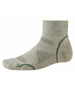 Smartwool Phd Outdoor Light Mini Socks Oatmeal/Loden