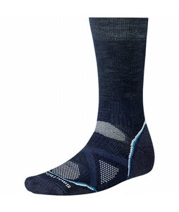 Smartwool Phd Outdoor Medium Crew Socks Navy