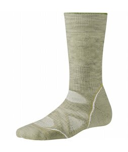 Smartwool Phd Outdoor Medium Crew Socks Oatmeal