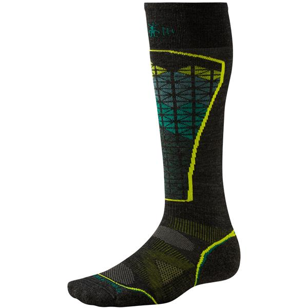 Smartwool PhD Ski Light Pattern Socks