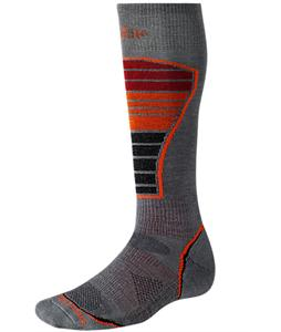 Smartwool Phd Ski Light Socks Graphite
