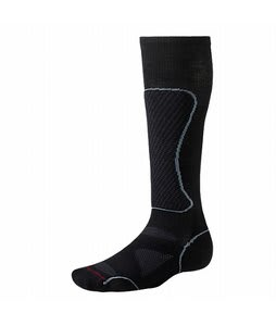 Smartwool Phd Ski Light Socks Black/Grey Green