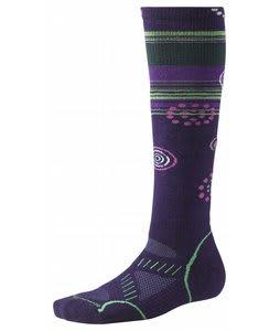 Smartwool Phd Ski Medium Socks Imperial Purple
