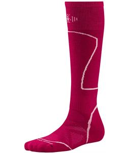 Smartwool PhD Ski Medium Socks Persian Red