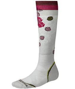 Smartwool Phd Ski Light Socks Silver