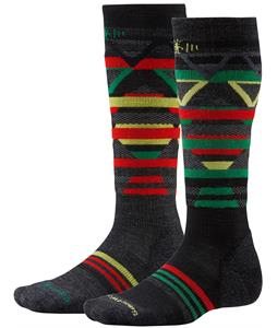 Smartwool PhD Slopestyle Margarasta Socks Black