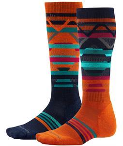Smartwool PhD Slopestyle Margarasta Socks Navy