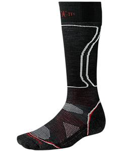 Smartwool Phd Snowboard Light Socks Black