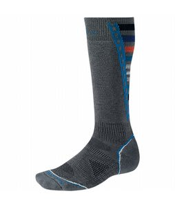 Smartwool Phd Snowboard Light Socks Graphite