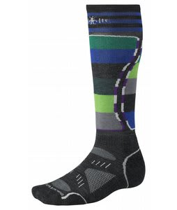 Smartwool Phd Snowboard Light Socks Charcoal