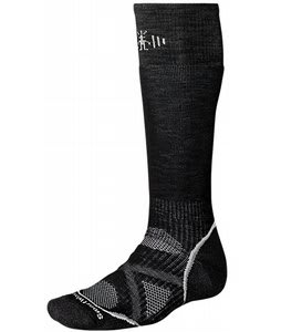 Smartwool Phd Snowboard Medium Socks Black