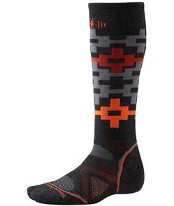 Smartwool PhD Snowboard Medium Pattern Socks