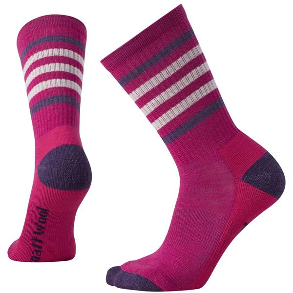 Smartwool Striped Hike Light Crew Socks