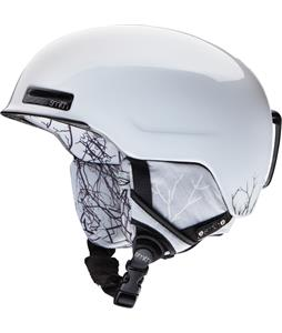 Smith Allure Snow Helmet White Branching Out